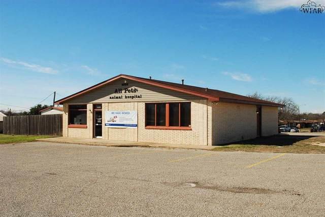 4000 Jacksboro Highway, Wichita Falls, TX 76302 (MLS #155750) :: Bishop Realtor Group