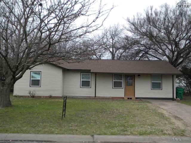 109 Terrace Avenue, Burkburnett, TX 76354 (MLS #155754) :: WichitaFallsHomeFinder.com