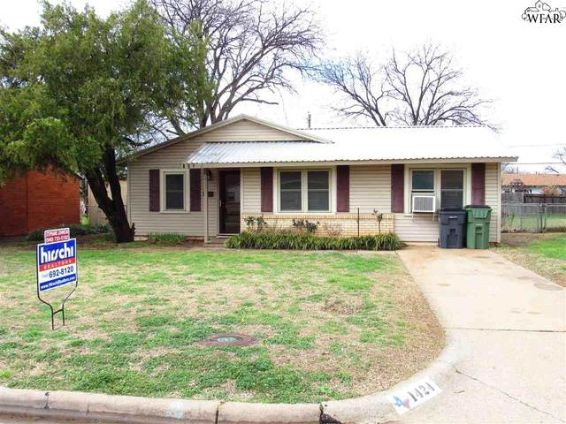 1424 Harris Lane, Wichita Falls, TX 76306 (MLS #155826) :: WichitaFallsHomeFinder.com