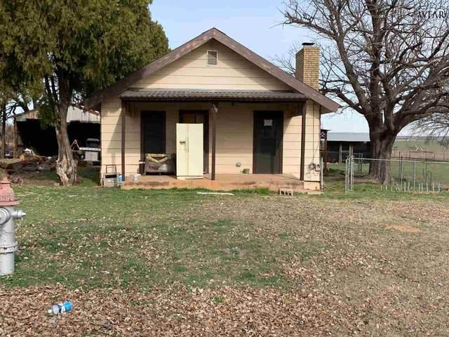 619 E 6TH STREET, Burkburnett, TX 76354 (MLS #155835) :: WichitaFallsHomeFinder.com