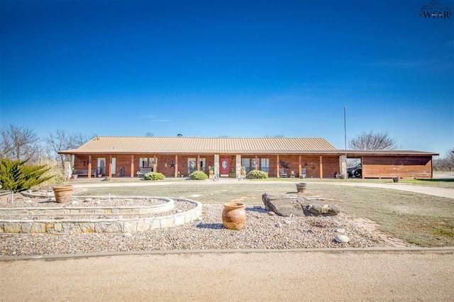 599 Alcorn Road, Henrietta, TX 76365 (MLS #155842) :: WichitaFallsHomeFinder.com
