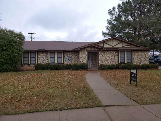 1 Chadwick Court, Wichita Falls, TX 76310 (MLS #155851) :: WichitaFallsHomeFinder.com