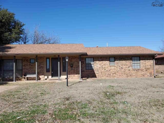 4600 Belmount Drive, Wichita Falls, TX 76308 (MLS #155852) :: WichitaFallsHomeFinder.com