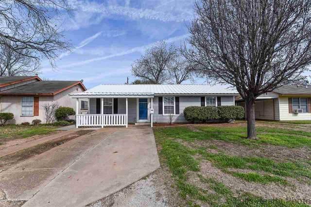2936 Cunningham Drive, Wichita Falls, TX 76308 (MLS #155863) :: WichitaFallsHomeFinder.com