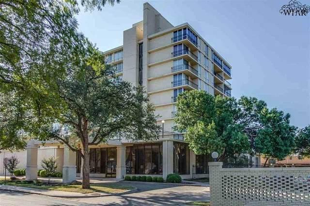 2100 Santa Fe Street, Wichita Falls, TX 76309 (MLS #155870) :: WichitaFallsHomeFinder.com