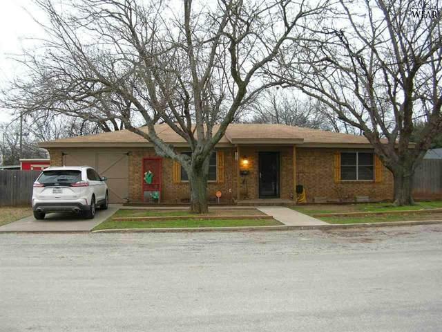 202 S Carroll Street, Henrietta, TX 76365 (MLS #155878) :: WichitaFallsHomeFinder.com