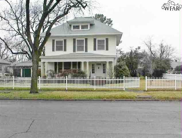 1100 Polk Street, Wichita Falls, TX 76309 (MLS #155882) :: WichitaFallsHomeFinder.com