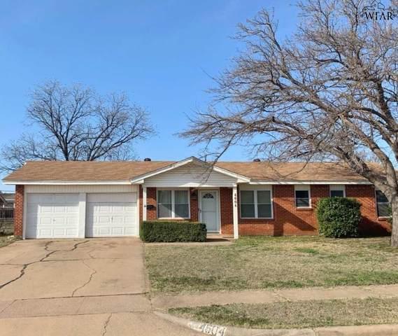 4604 Cascades Drive, Wichita Falls, TX 76310 (MLS #155891) :: WichitaFallsHomeFinder.com
