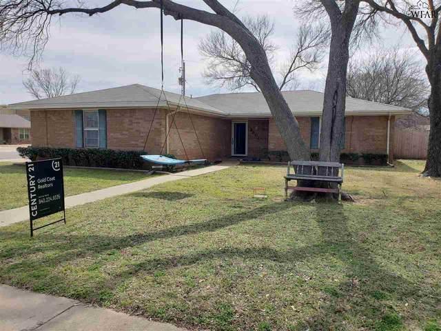 2801 Blanco Street, Wichita Falls, TX 76308 (MLS #155897) :: WichitaFallsHomeFinder.com