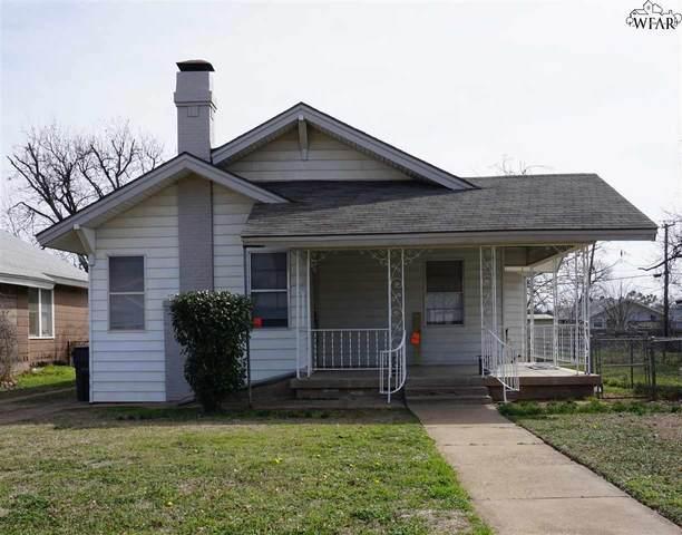 1205 Monroe Street, Wichita Falls, TX 76309 (MLS #155909) :: WichitaFallsHomeFinder.com