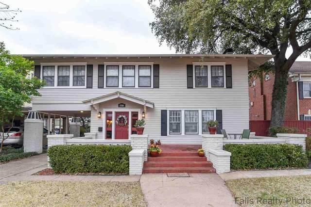 1510 Hayes Street, Wichita Falls, TX 76309 (MLS #155925) :: WichitaFallsHomeFinder.com