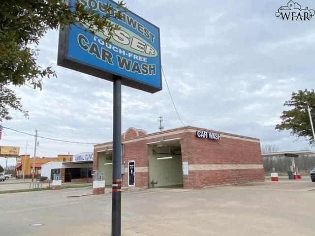 4507 Southwest Parkway, Wichita Falls, TX 76310 (MLS #155929) :: WichitaFallsHomeFinder.com