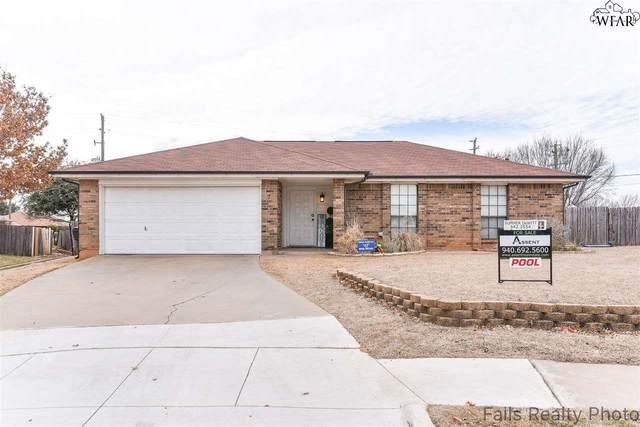 7 White Rock Court, Wichita Falls, TX 76310 (MLS #155944) :: WichitaFallsHomeFinder.com