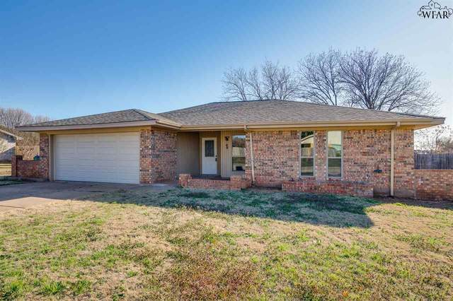 42 Surrey Circle, Iowa Park, TX 76367 (MLS #155952) :: WichitaFallsHomeFinder.com