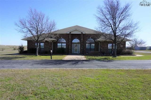 1327 Zotz Road, Windthorst, TX 76389 (MLS #155978) :: WichitaFallsHomeFinder.com