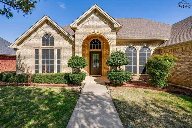 4117 Candlewood Circle, Wichita Falls, TX 76308 (MLS #155990) :: Bishop Realtor Group