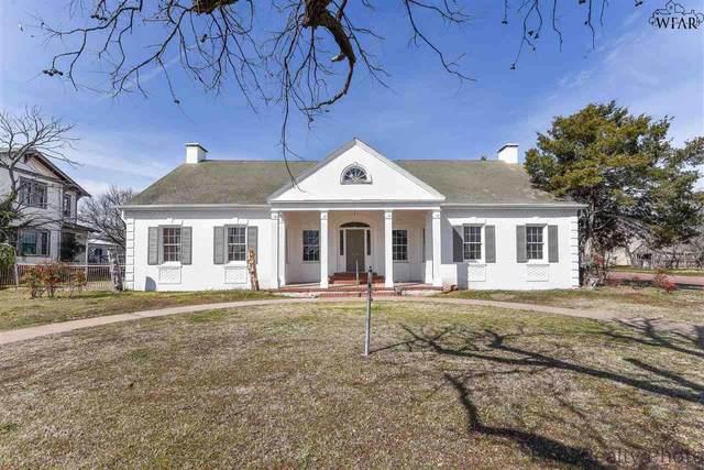 419 N Waggoner Street, Electra, TX 76360 (MLS #156001) :: WichitaFallsHomeFinder.com