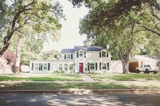 2412 Cambridge Avenue, Wichita Falls, TX 76308 (MLS #156010) :: Bishop Realtor Group