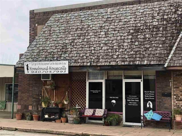 113 W Park Avenue, Iowa Park, TX 76367 (MLS #156057) :: Bishop Realtor Group