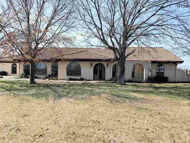 614 Nakomis Trail, Wichita Falls, TX 76310 (MLS #156079) :: WichitaFallsHomeFinder.com