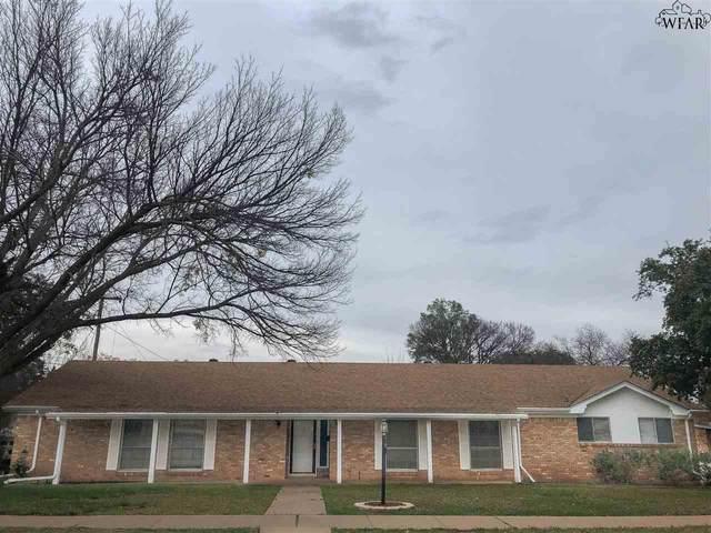4805 Pawnee Pathway, Wichita Falls, TX 76310 (MLS #156102) :: Bishop Realtor Group
