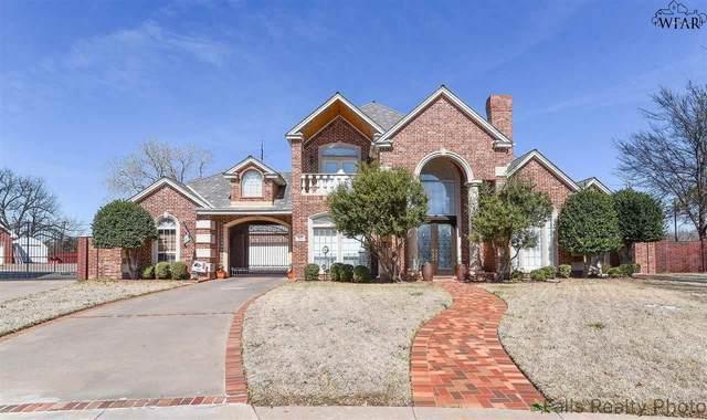 4622 Shady Lane, Wichita Falls, TX 76309 (MLS #156116) :: WichitaFallsHomeFinder.com