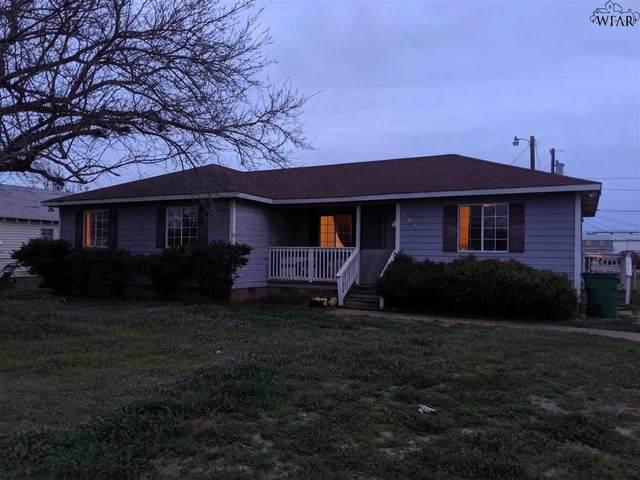 105 W Cottonwood Street, Holliday, TX 76366 (MLS #156148) :: WichitaFallsHomeFinder.com