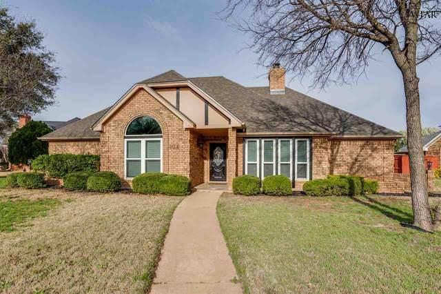 4614 Willow Bend Drive, Wichita Falls, TX 76310 (MLS #156158) :: Bishop Realtor Group