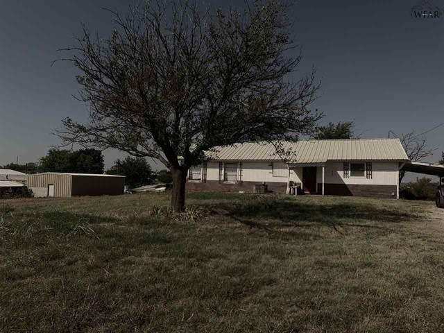 529 Miller Shores Road, Henrietta, TX 76365 (MLS #156162) :: WichitaFallsHomeFinder.com