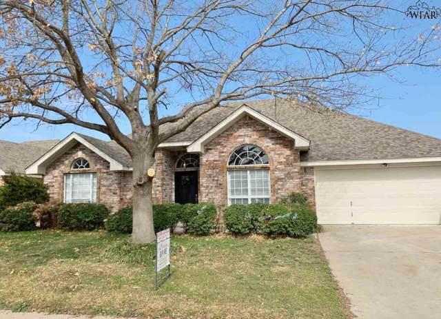 4930 Whisper Wind Drive, Wichita Falls, TX 76310 (MLS #156212) :: WichitaFallsHomeFinder.com