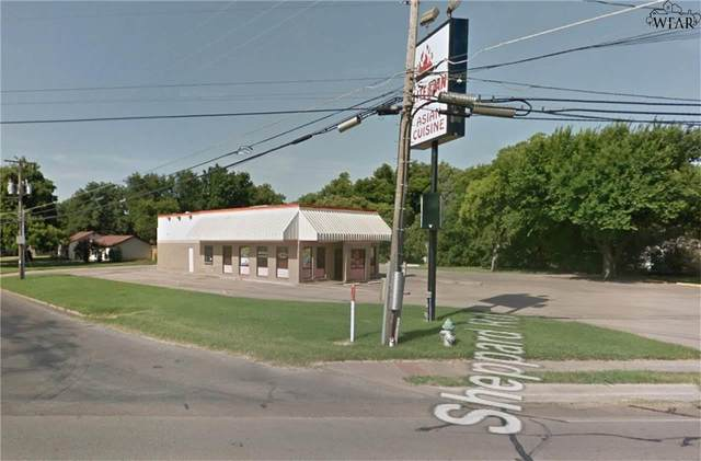 826 Sheppard Road, Burkburnett, TX 76354 (MLS #156224) :: WichitaFallsHomeFinder.com