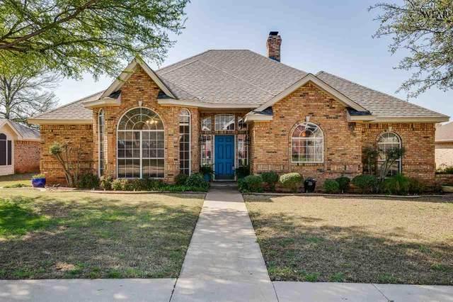 1513 Bentwood Drive, Iowa Park, TX 76367 (MLS #156250) :: WichitaFallsHomeFinder.com