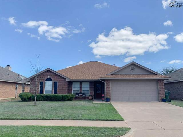 5025 Bayberry Drive, Wichita Falls, TX 76310 (MLS #156253) :: Bishop Realtor Group