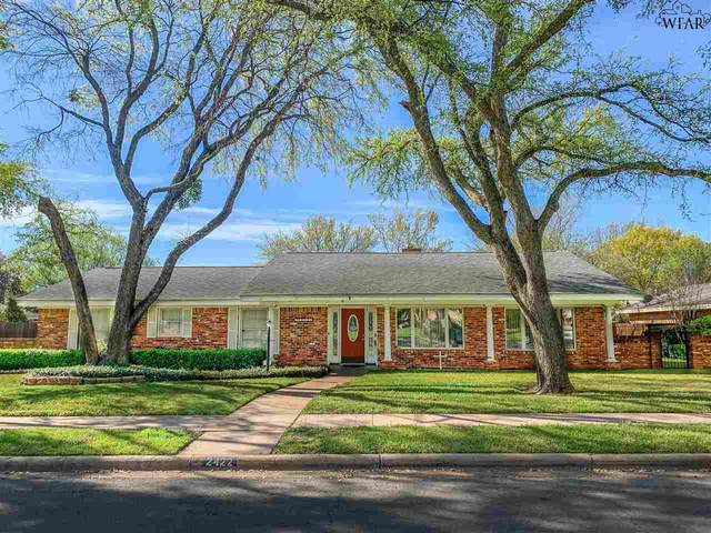 2422 Brentwood Drive, Wichita Falls, TX 76308 (MLS #156254) :: Bishop Realtor Group