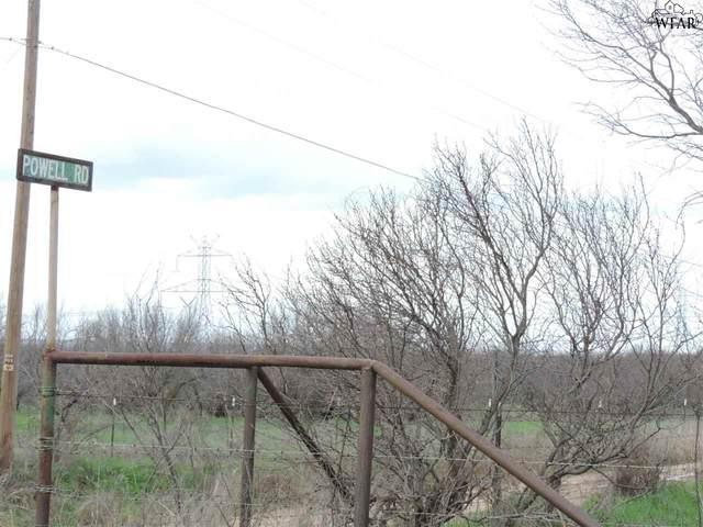 0 Davis Road, Archer City, TX 76351 (MLS #156292) :: WichitaFallsHomeFinder.com