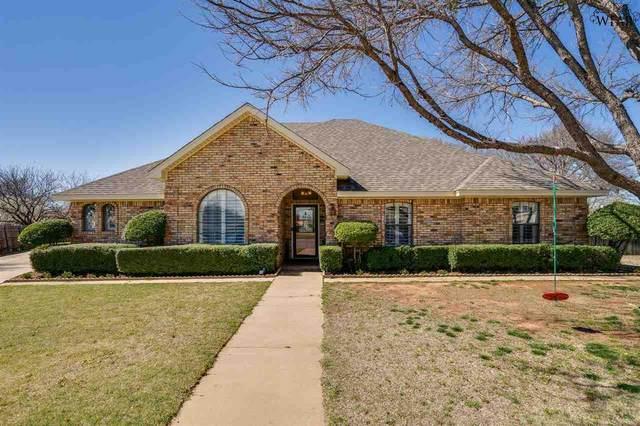 3 St James Terrace, Wichita Falls, TX 76309 (MLS #156304) :: WichitaFallsHomeFinder.com
