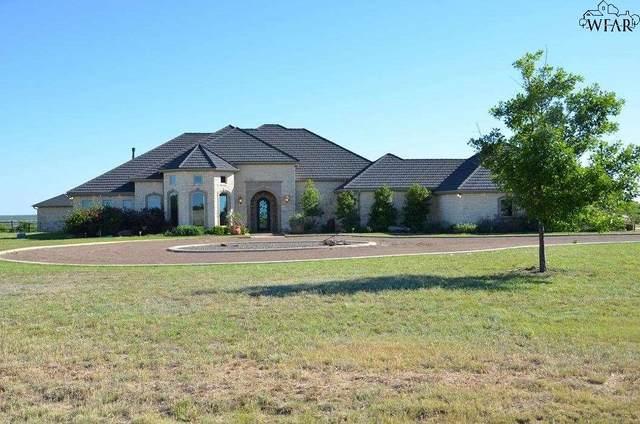 15830 S Fm 368, Holliday, TX 76366 (MLS #156308) :: WichitaFallsHomeFinder.com