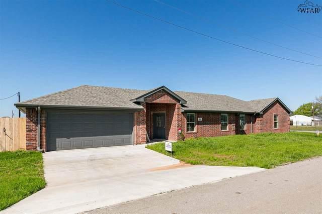 500 Skyline Drive, Lakeside City, TX 76308 (MLS #156345) :: WichitaFallsHomeFinder.com