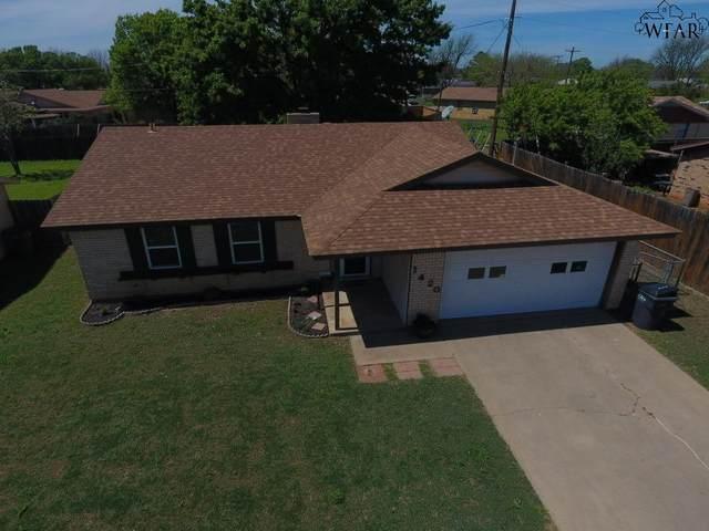 1420 Ruidosa Drive, Wichita Falls, TX 76306 (MLS #156356) :: WichitaFallsHomeFinder.com