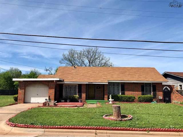 818 Gerald Street, Wichita Falls, TX 76301 (MLS #156360) :: WichitaFallsHomeFinder.com