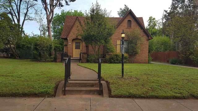 2212 Harrell Street, Wichita Falls, TX 76308 (MLS #156361) :: WichitaFallsHomeFinder.com
