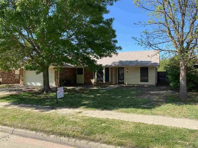 5209 Pebblestone Drive, Wichita Falls, TX 76306 (MLS #156364) :: WichitaFallsHomeFinder.com