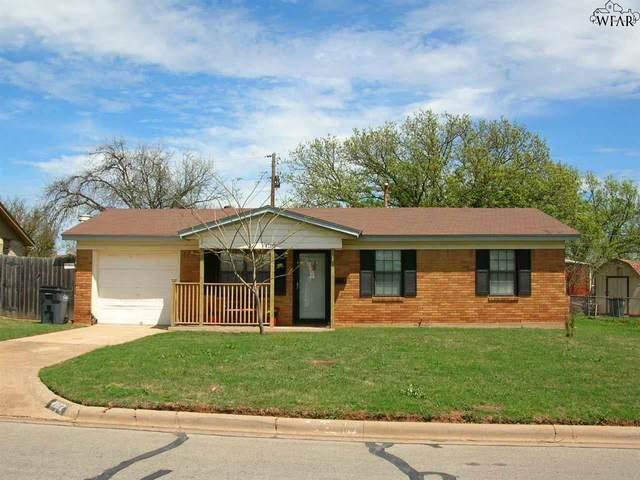 4102 Wrangler Drive, Wichita Falls, TX 76306 (MLS #156365) :: WichitaFallsHomeFinder.com