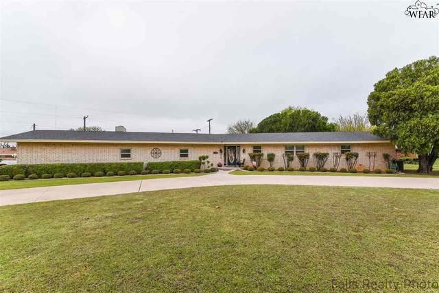 300 W Highland Avenue, Electra, TX 76360 (MLS #156367) :: WichitaFallsHomeFinder.com