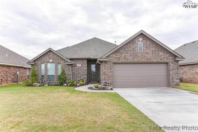 5007 Southfork Drive, Wichita Falls, TX 76310 (MLS #156368) :: WichitaFallsHomeFinder.com