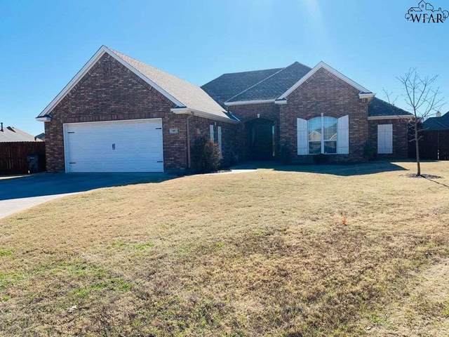 2 Goldenrod Court, Wichita Falls, TX 76308 (MLS #156370) :: WichitaFallsHomeFinder.com