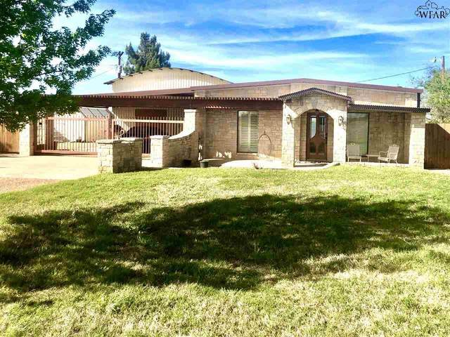 577 Willingham Loop, Seymour, TX 76380 (MLS #156372) :: WichitaFallsHomeFinder.com