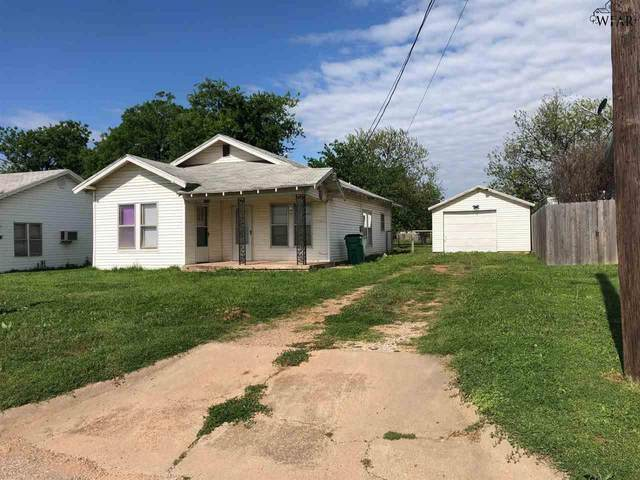 309 S Oak Street, Archer City, TX 76351 (MLS #156390) :: Bishop Realtor Group
