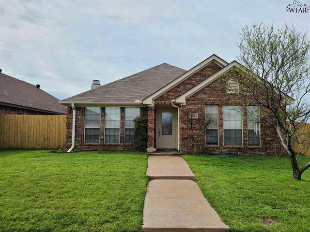 6027 Oakmont Drive, Wichita Falls, TX 76310 (MLS #156392) :: WichitaFallsHomeFinder.com