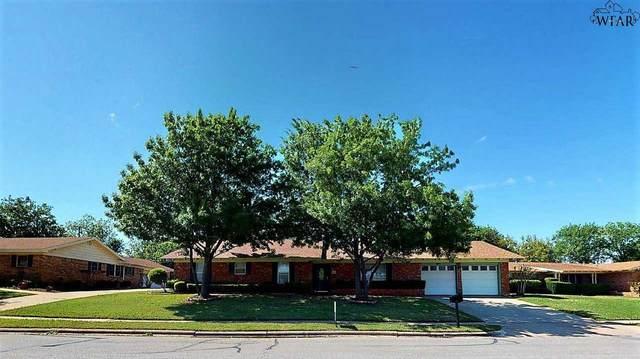 1812 Ridgemont Drive, Wichita Falls, TX 76309 (MLS #156406) :: Bishop Realtor Group
